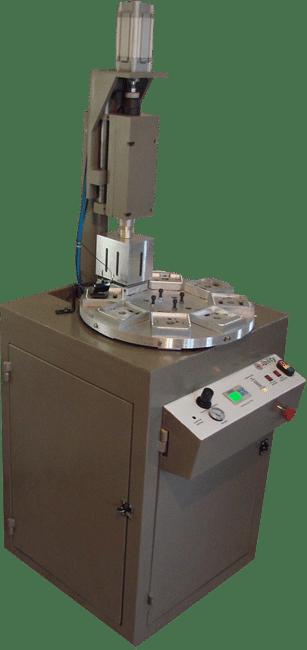 maquina de solda rotativa